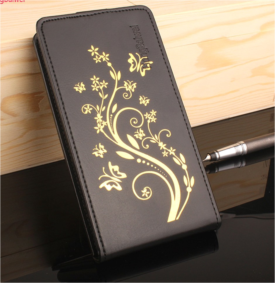 hongbaiwei luxury pu leather for xiaomi redmi note 5 pro case silicon cover flip wallet cases jpg