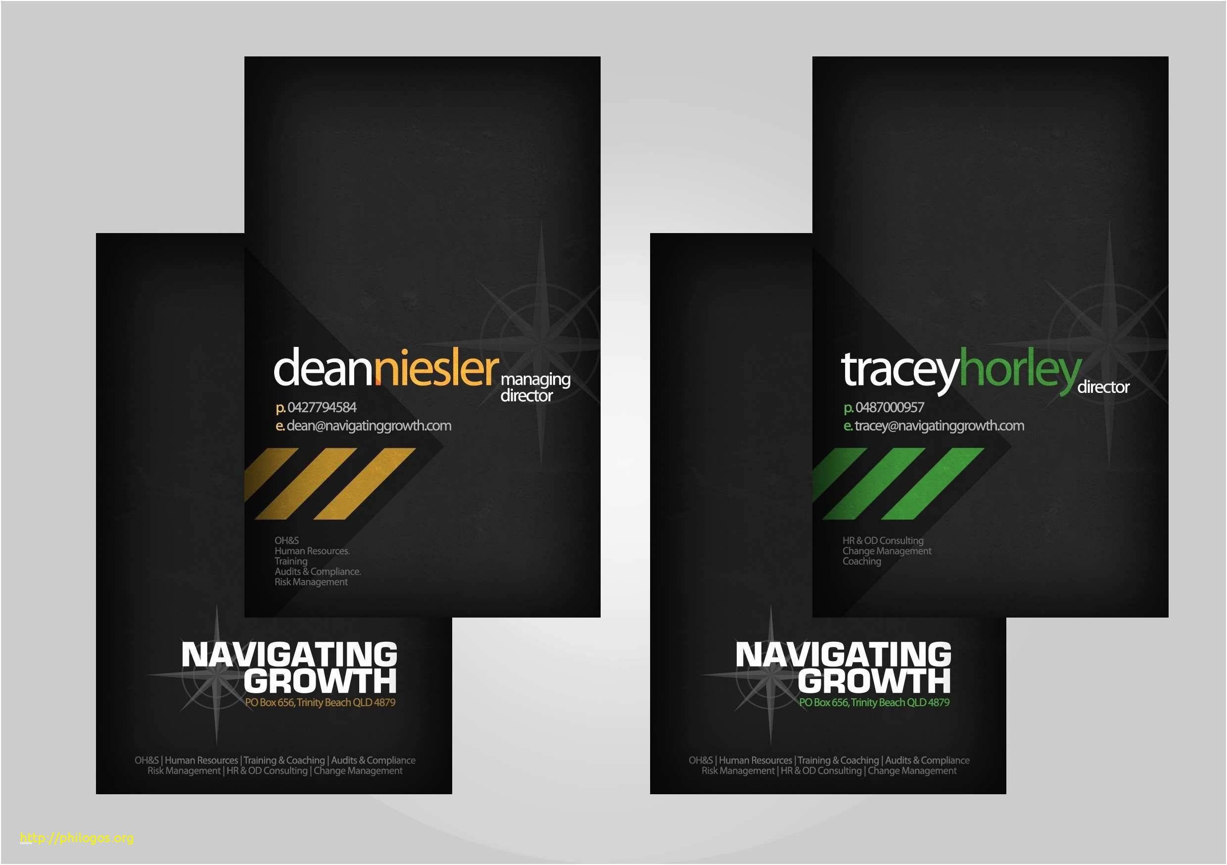 Modern Name Card Free Template Free Business Card Template Psd Download with Images