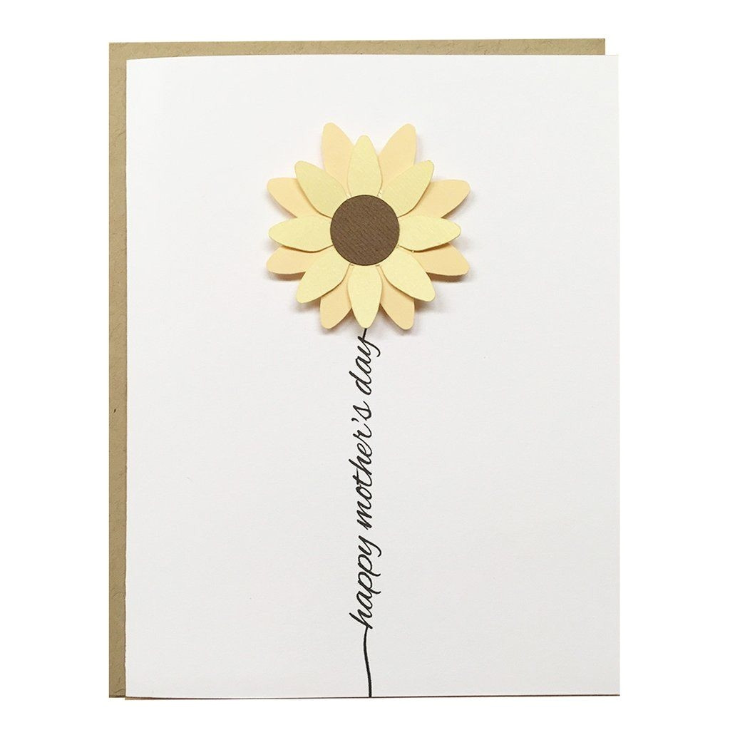 happy mothers day sunflower card ideas cute mothers day jpg
