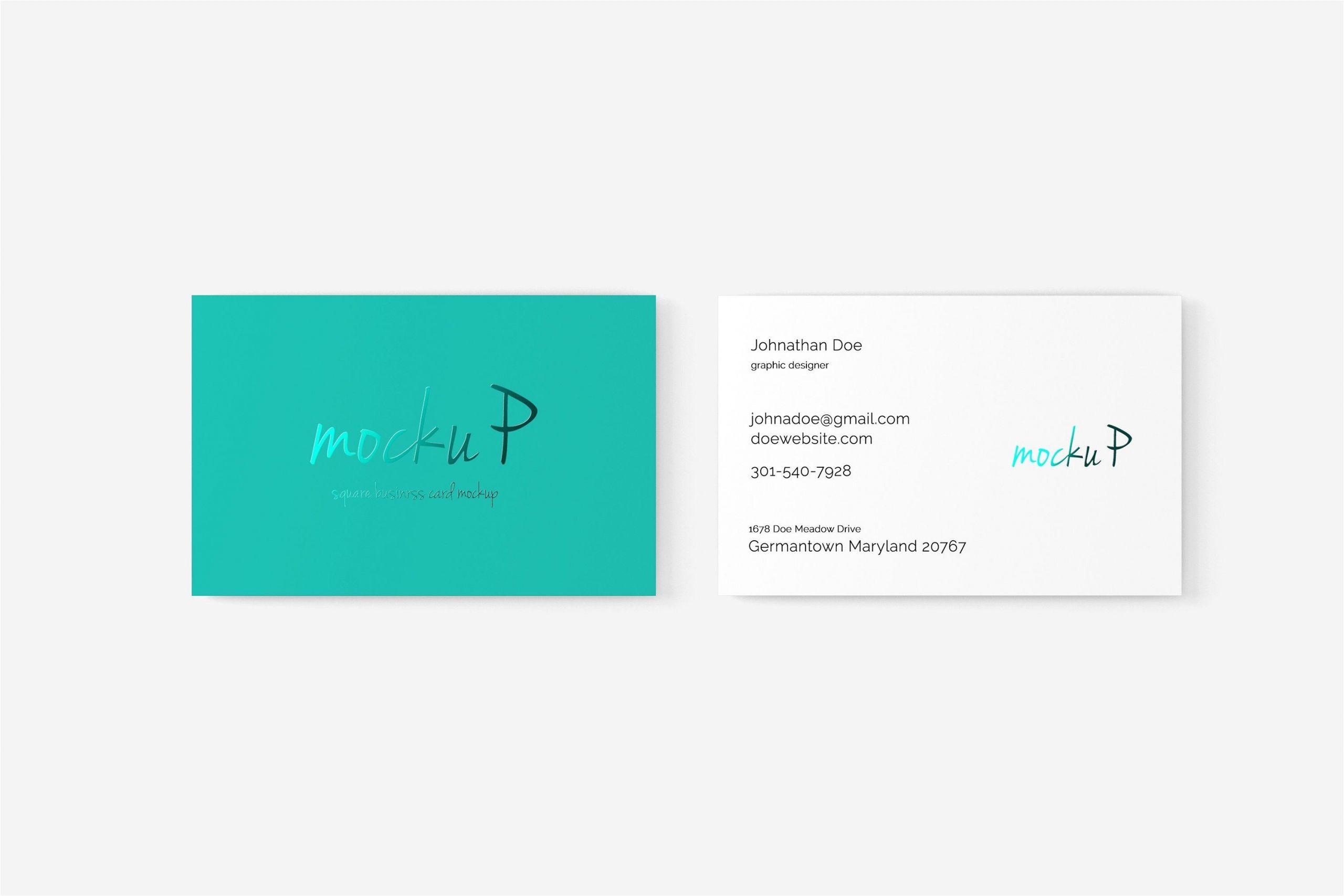 Name Card Mockup Free Psd 85×55 Business Card Mockup Business Card Mock Up Postcard