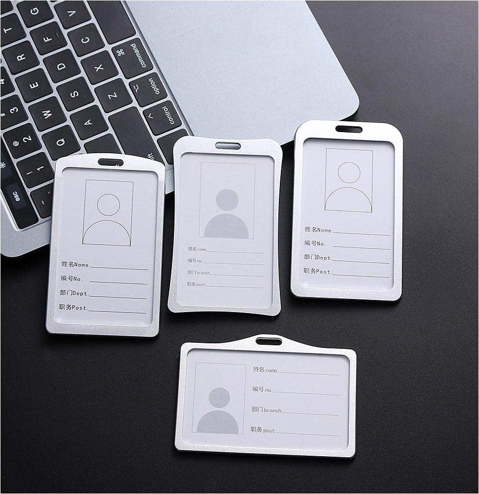 hot sale aluminum alloy work font b card b font holders font b business b font jpg