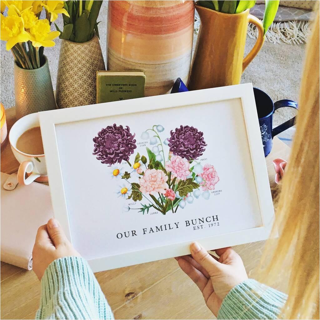 original birth flower family print jpg