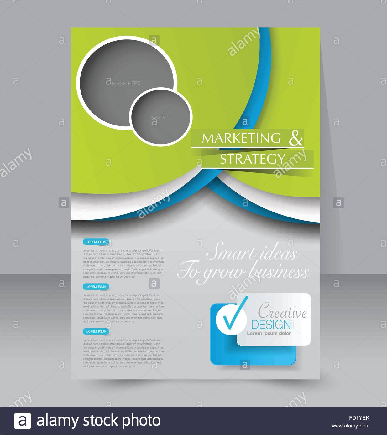 abstract flyer design background brochure template can be used for fd1yek jpg