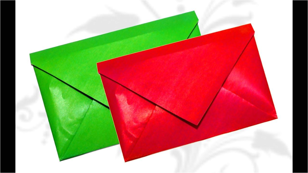 Paper Card Kaise Banaya Jata Hai How to Envelope Easy origami Envelope Tutorial Diy Beauty and Easy