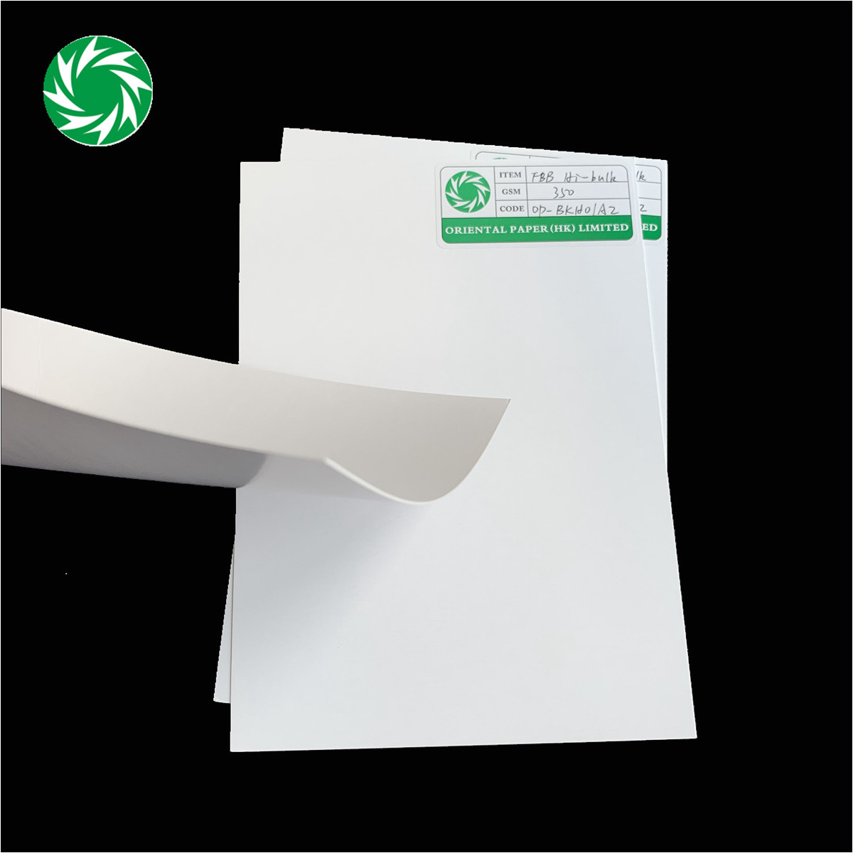 Paper Name Card Hs Code Hot Item Lowest Price Ivory Board for Industrial Printing Paper