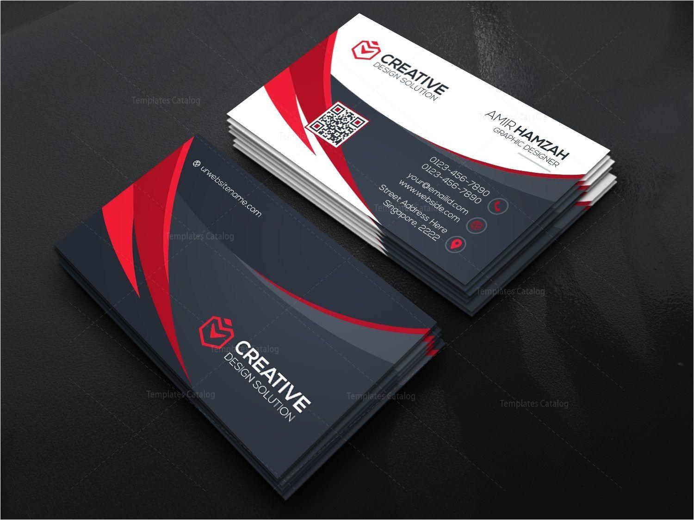 Professional Visiting Card Design Psd Stylish Psd Business Card Templates Business Card Psd