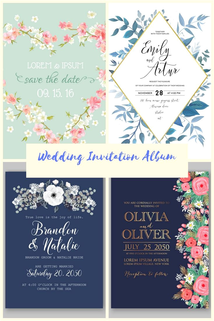 Professional Wedding Invitation Card Design Professional Wedding Invitation Cards format Online for Y