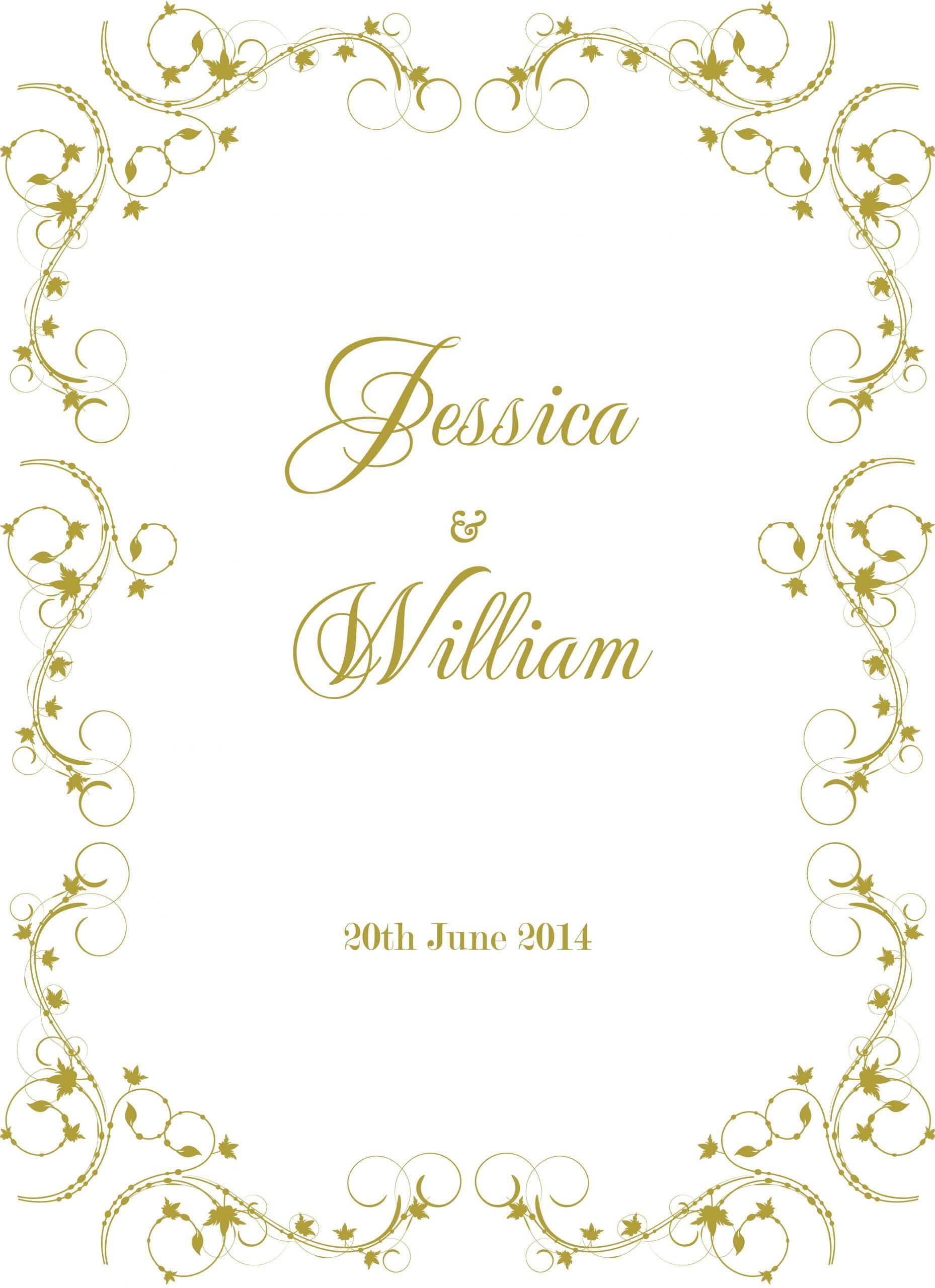 professional wedding invitation card design  williamsonga