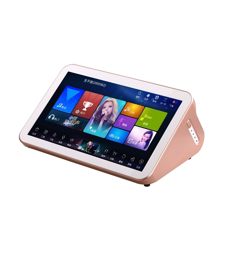 gymsong ktv player machine china android with 2tb hard drive font b jukebox b font touch jpg