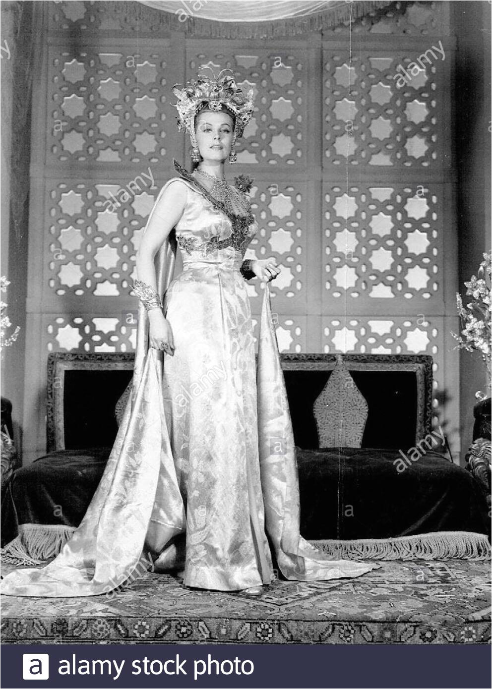 diamond queen 1953 warner bros film with arlene dahl 2atw169 jpg