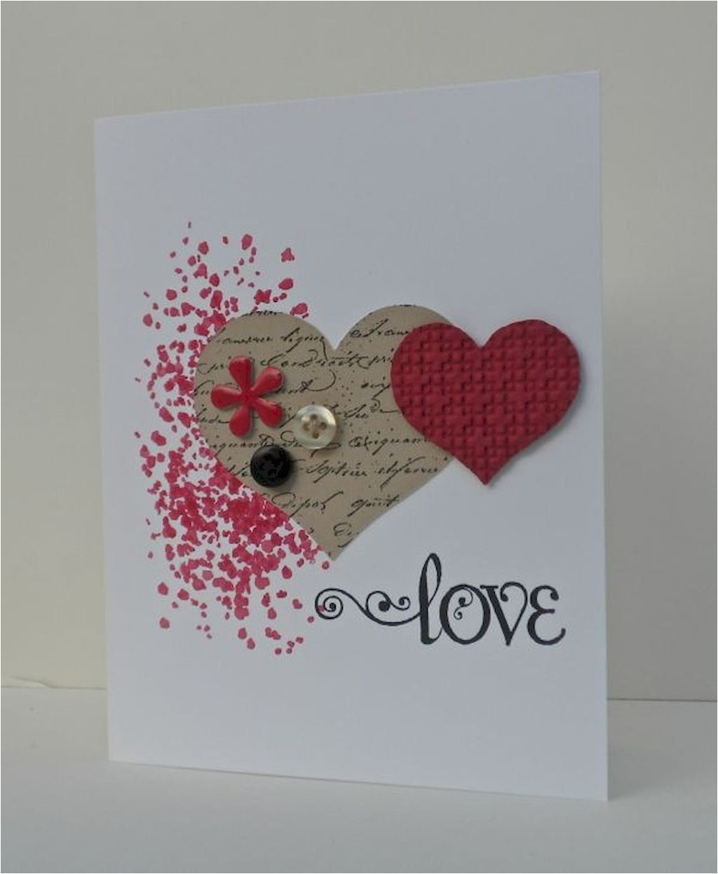Romantic Things to Write In A Valentine Card 50 Romantic Valentines Cards Design Ideas 15 Valentine