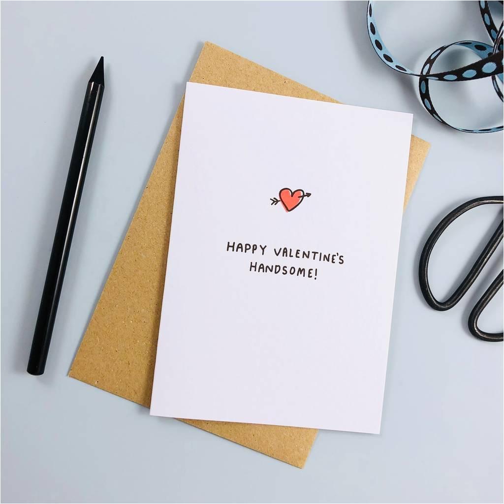 original happy valentine s handsome card jpg