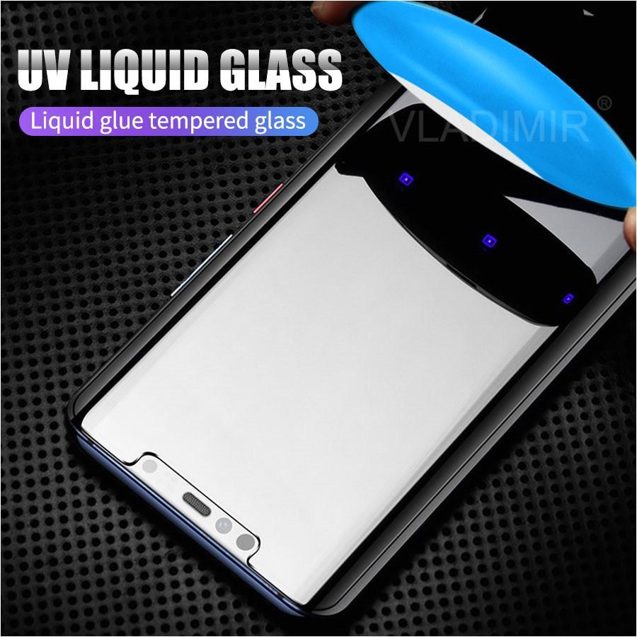 full glue nano liquid uv tempered glass for samsung galaxy s10 5g s10e s8 s9 plus jpg