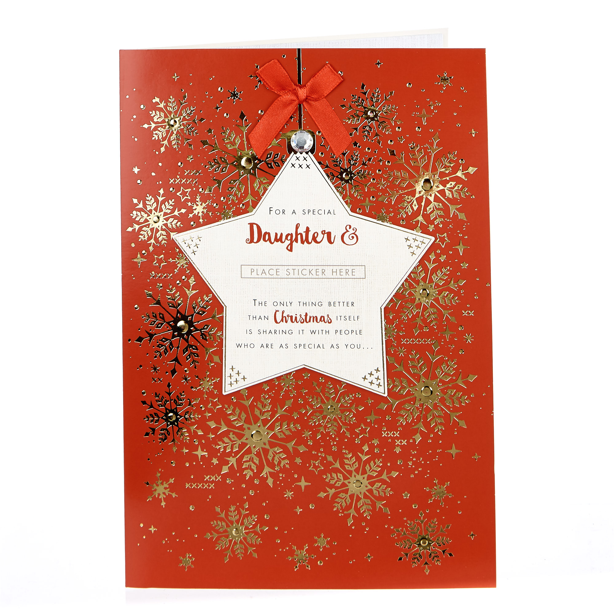 christmas card special daughter with stickers a jpg