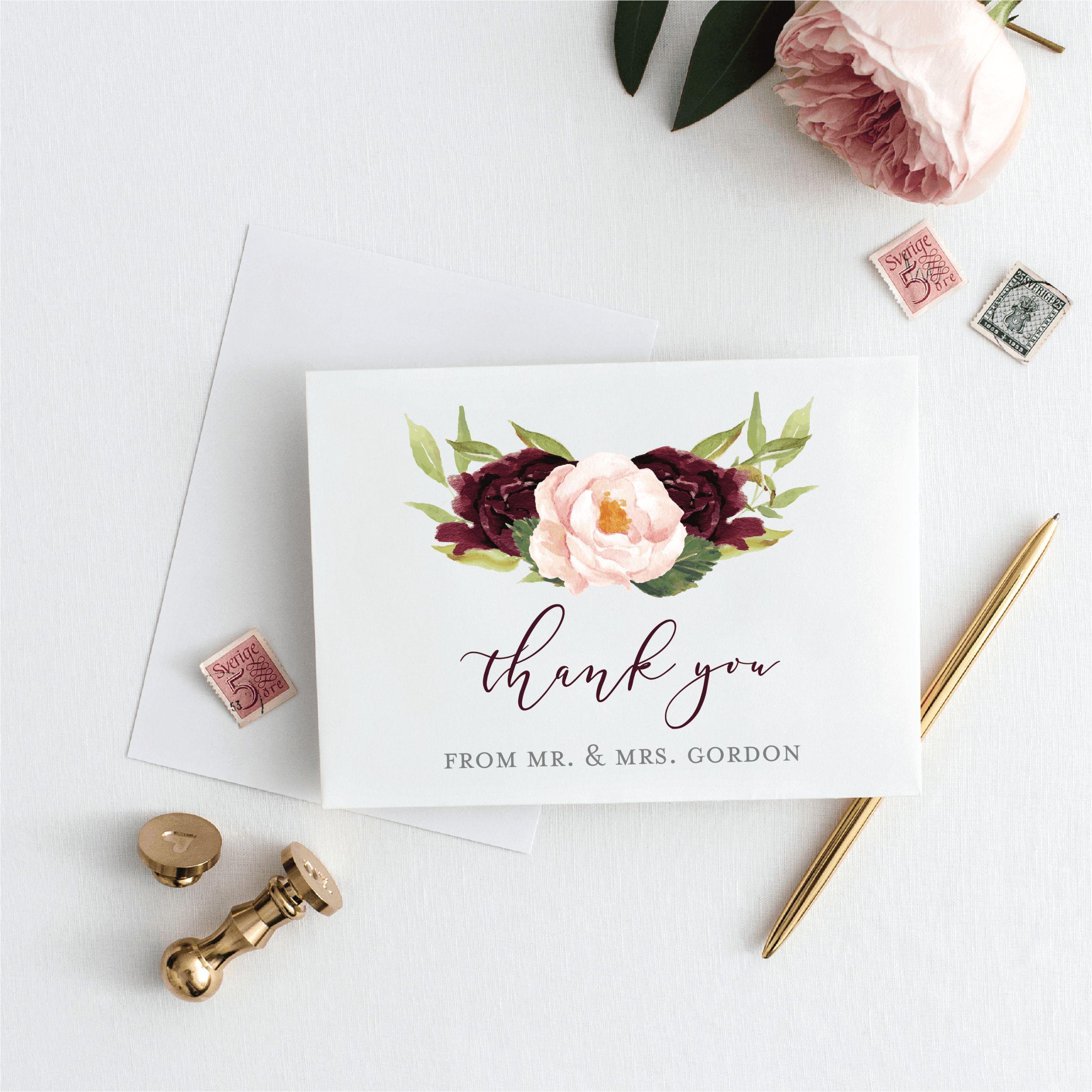 thank you card the devon wedding collectionwedding thank you cardrubi and lib design studio 25165671 2880x png