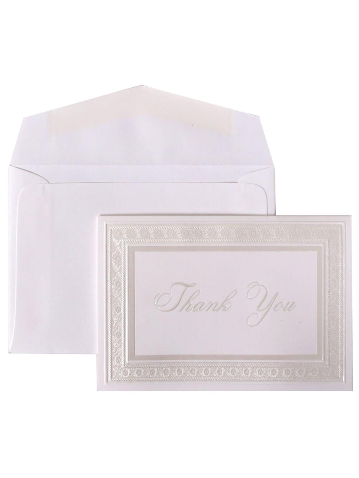 916783 p jam paper thank you card set
