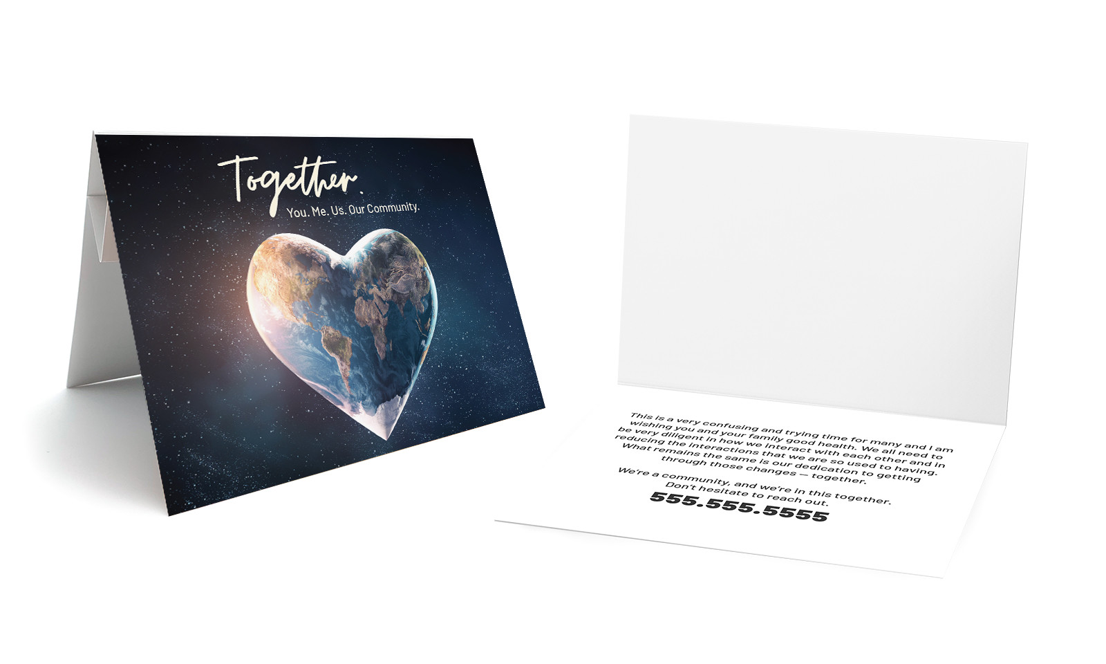 note card covid 19 together world jpg