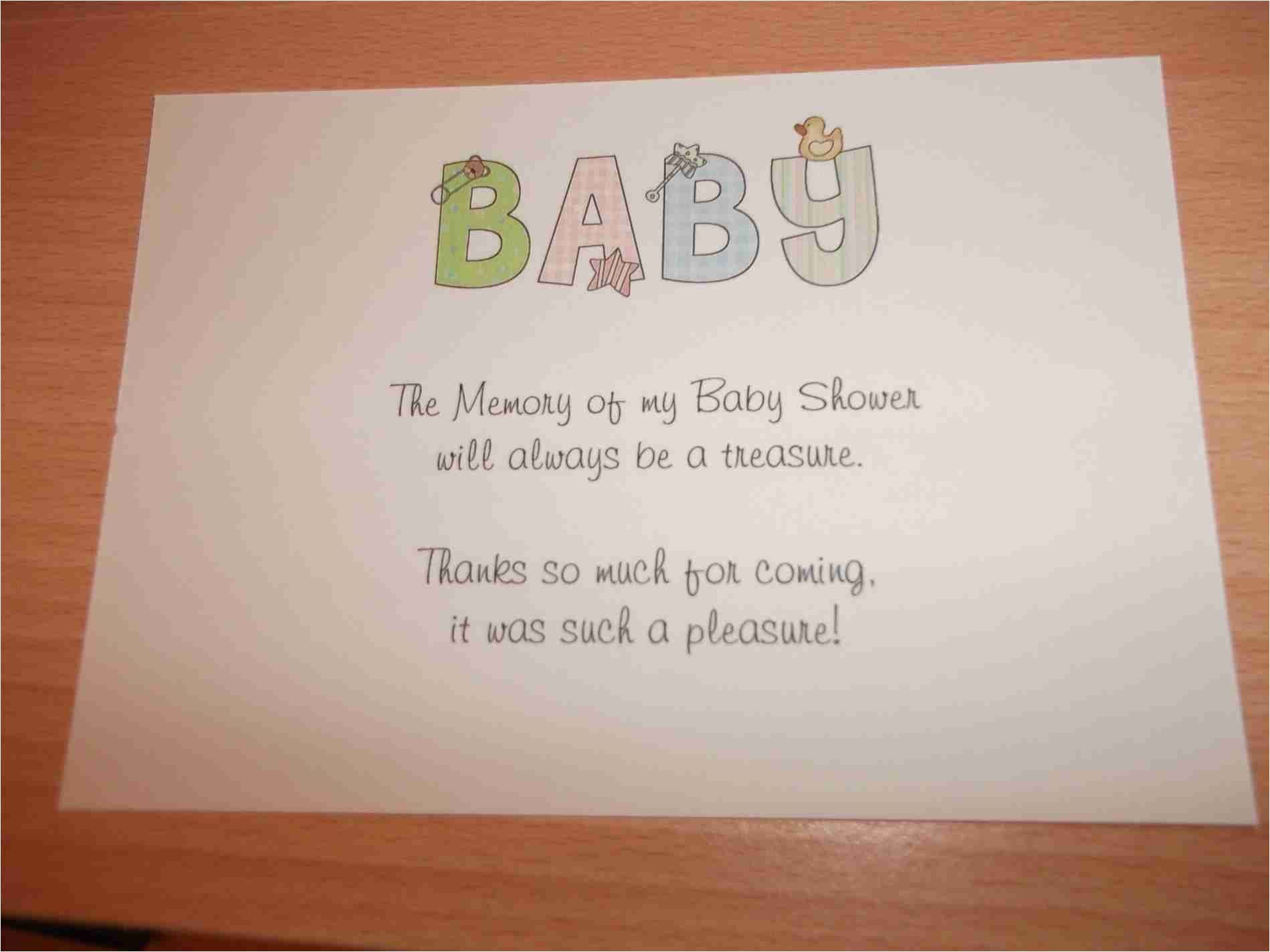 Thank You In Spanish Card Wedding Thank You Card Wording Spanish with Images Baby
