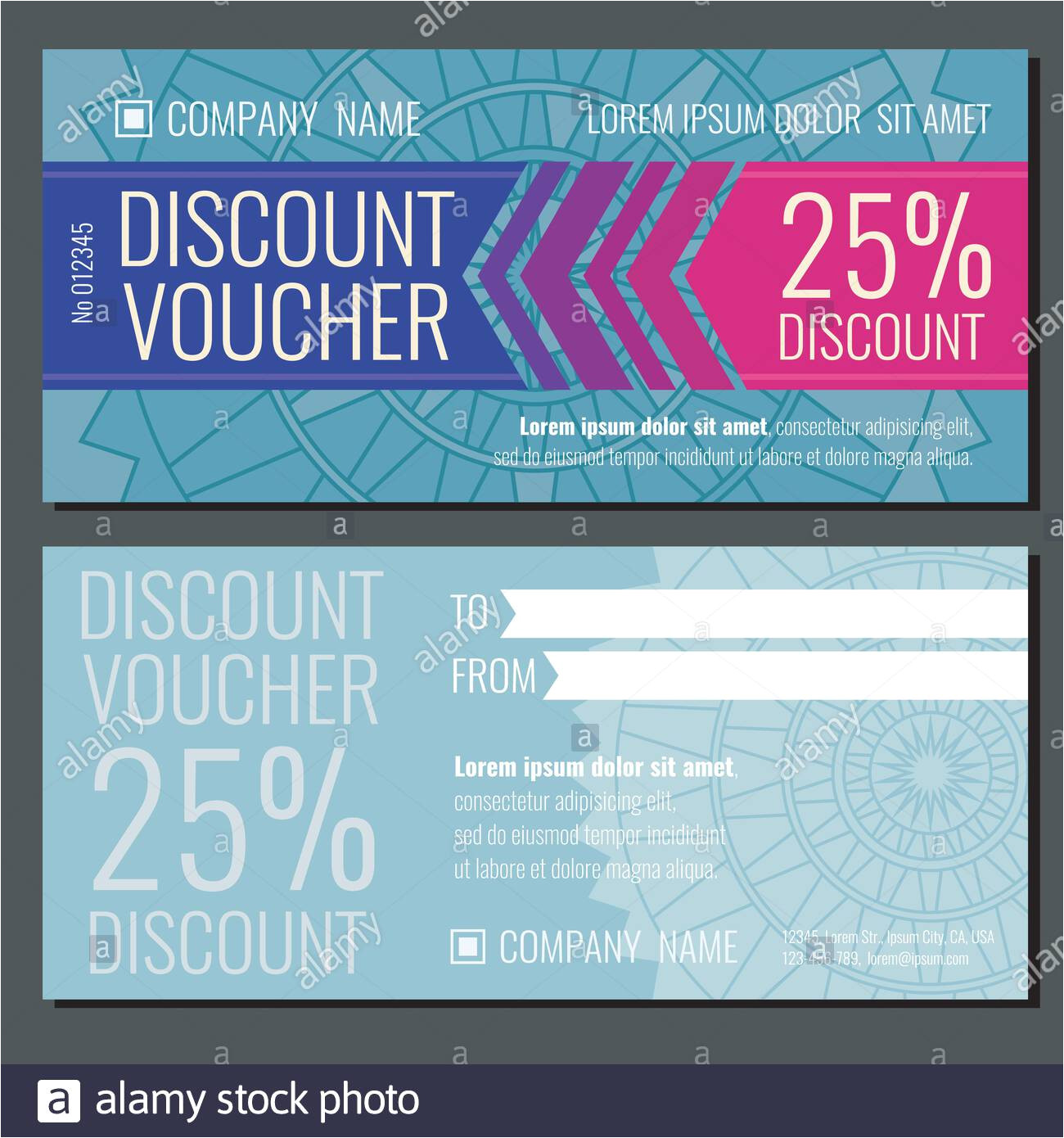 modern vector gift coupon card voucher template with discount for buy illustration 2b075j6 jpg