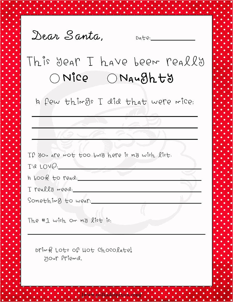 Things to Write In A Christmas Card Letter to Santa Career City Christmas Lettering Santa