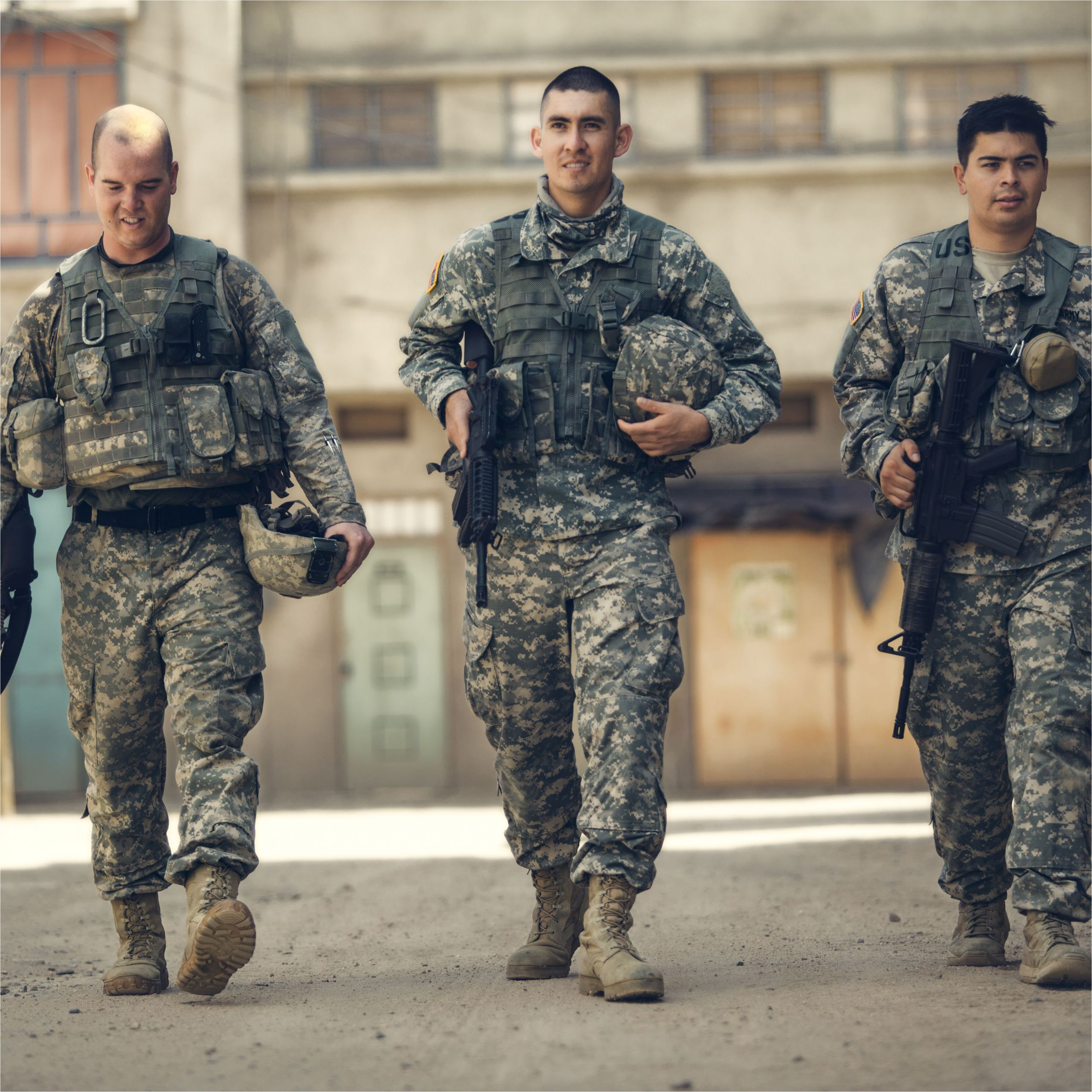army troops walk down a street in combat 567673935 584a982b5f9b58a8cde9bd15 jpg