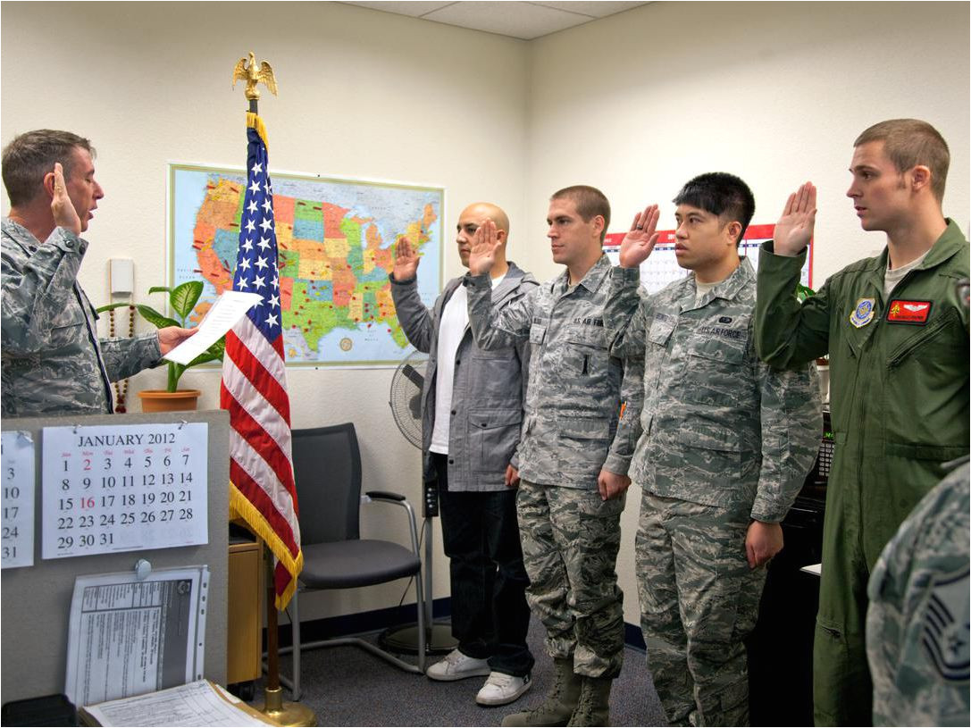 Us Army Green Card Background Check Us Military Enlistment Standards Citizenship