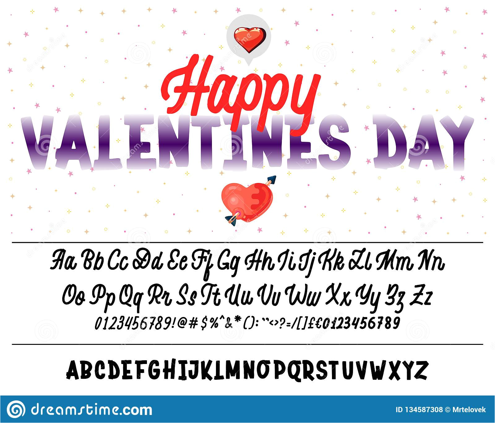 valentine s day font bold handwriting love cards wedding cards valentine s day font bold handwriting 134587308 jpg