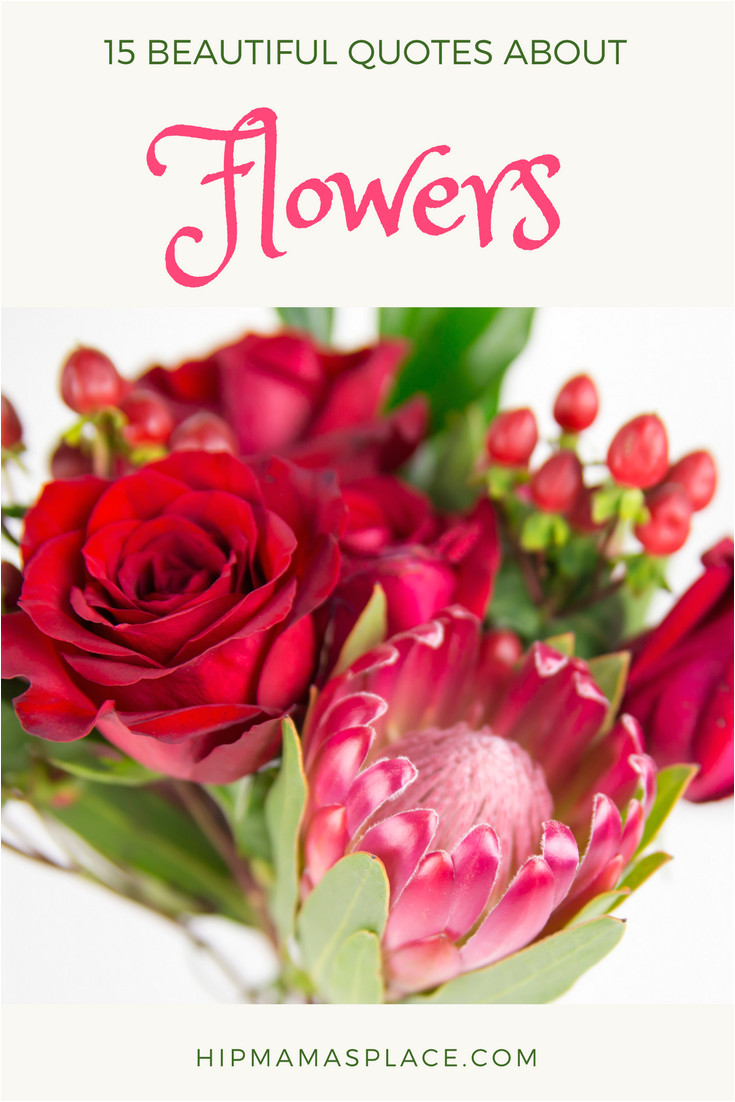 Valentine S Day Flower Card Messages 15 Beautiful Quotes About Flowers A 75 Teleflora Com Gift