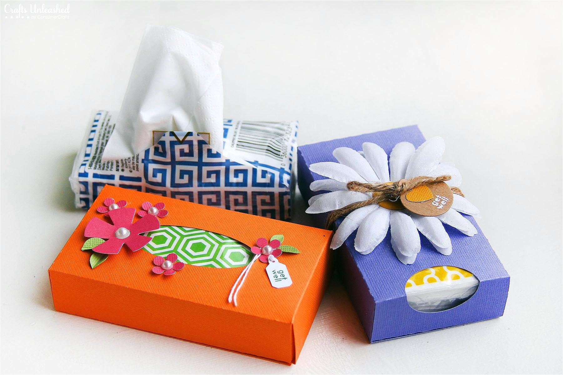 pocket tissue craft boxes crafts unleashed jpg