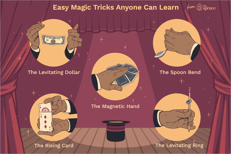 Very Easy Card Tricks to Learn   williamson-ga.us