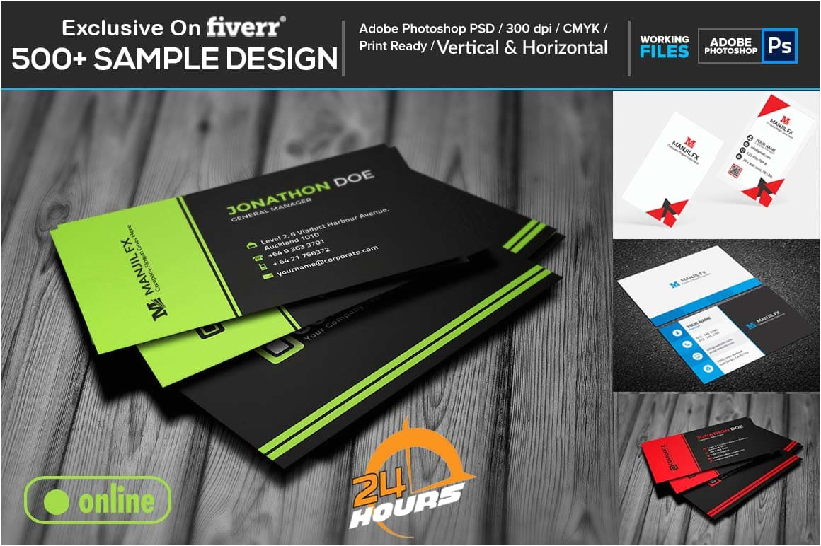 design unique business cards concepts with free mockups jpg