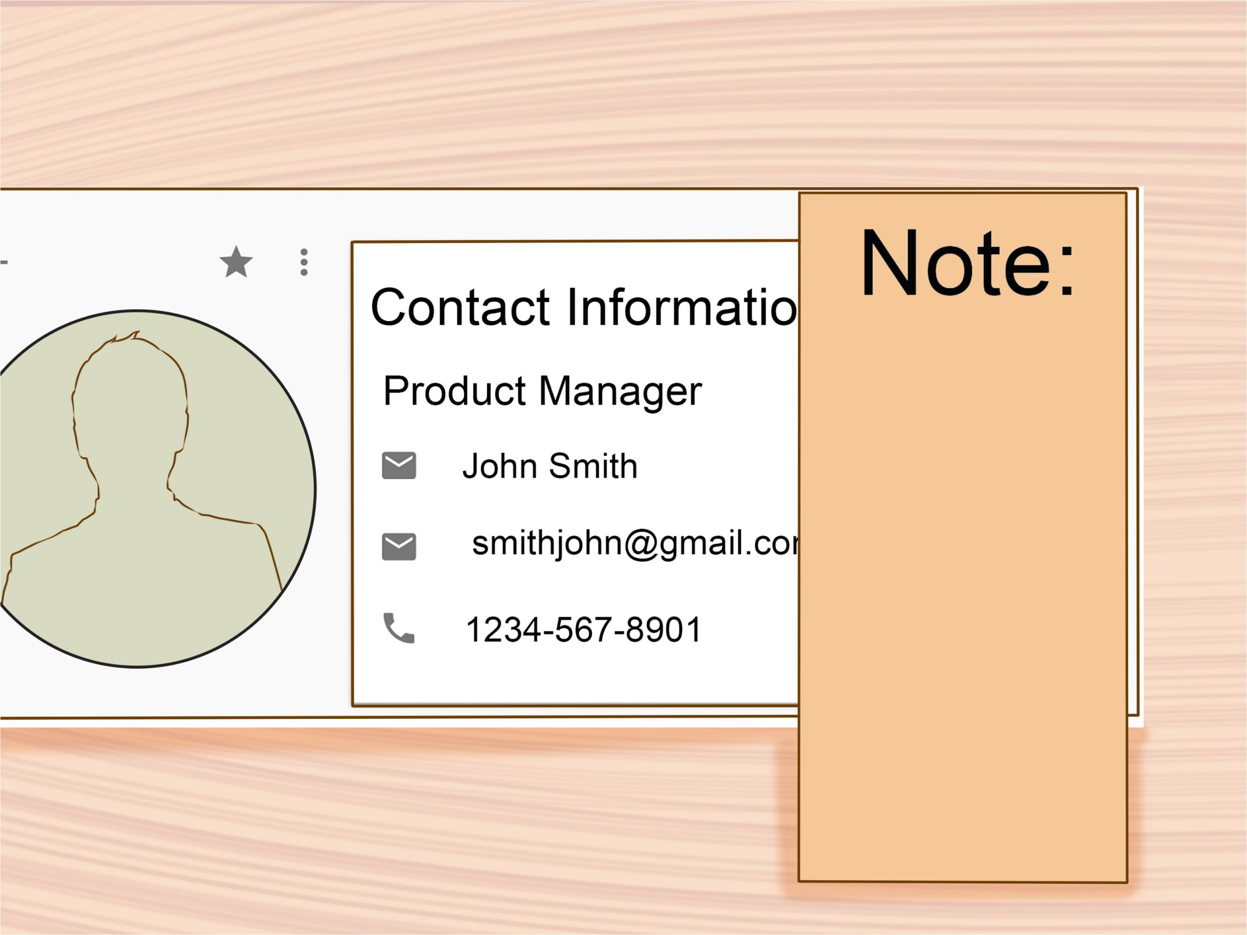 manage large numbers of business cards effectively step 10 jpg