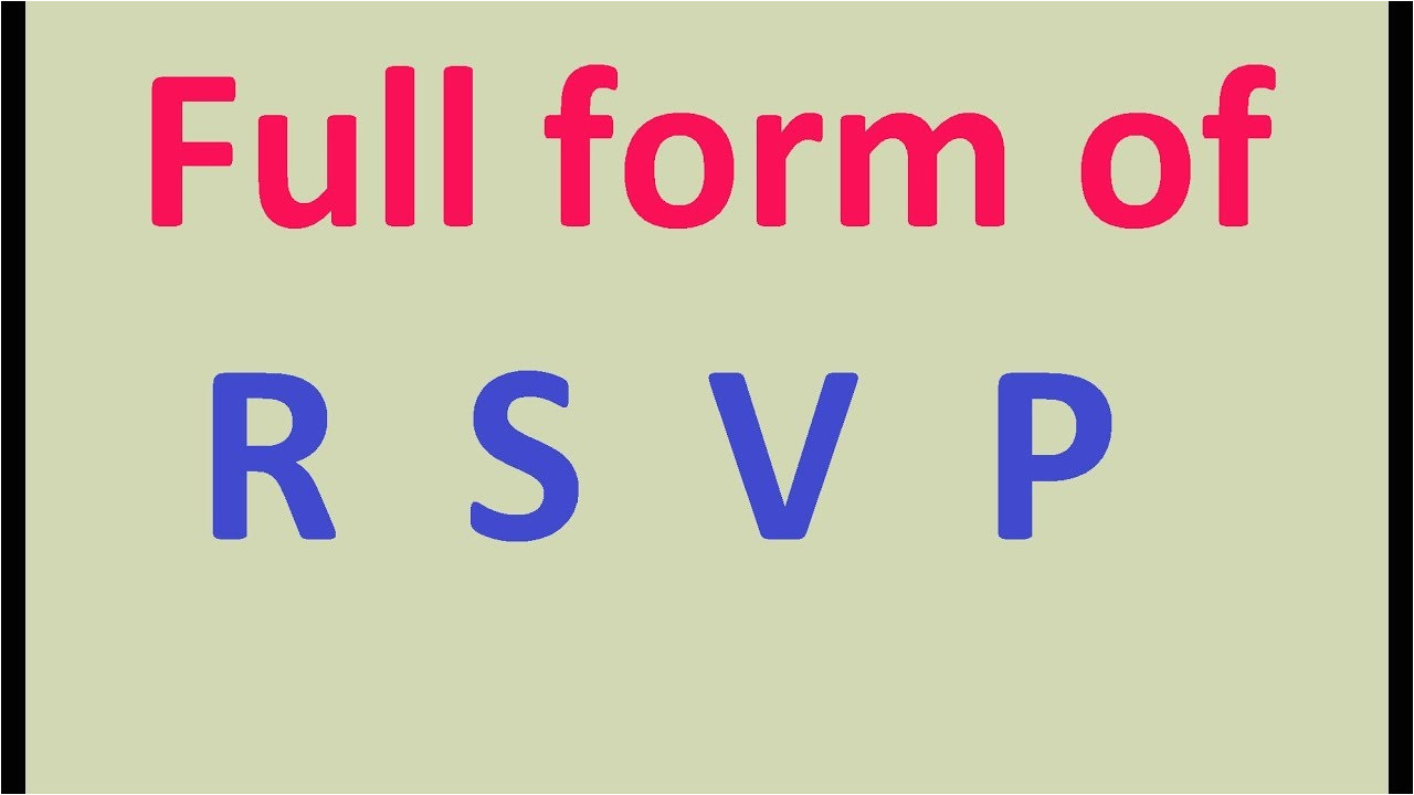 what is the full form of rsvp 4 jpg