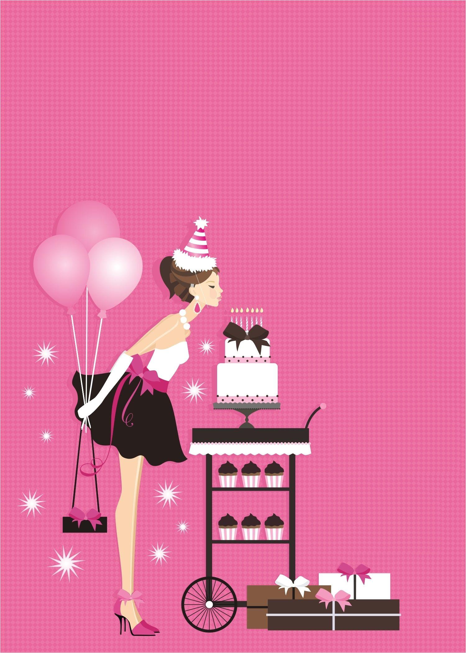 Whatsapp Invitation Card for Kitty Party Happy Birthday Jocelyn Happy Birthday Girls Happy
