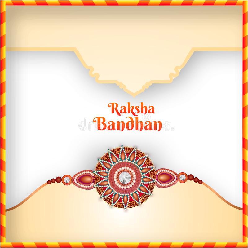 beautiful rakhi stylish raksha bandhan greeting card beautiful rakhi stylish raksha bandhan greeting card design image