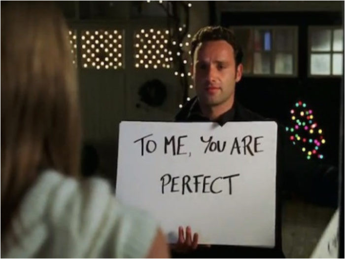 andrew lincoln holding cards keira knightley love actually sequel