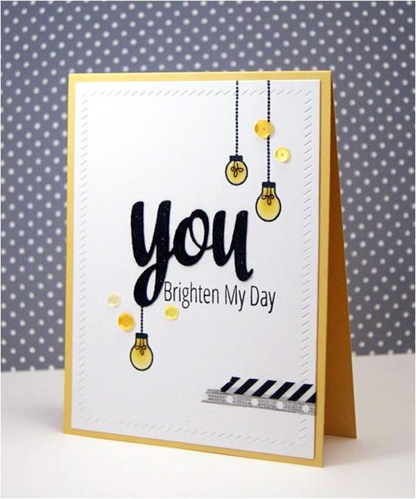 cute friendship card designs