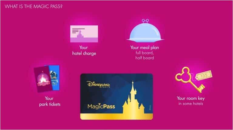 rfid enabled magic pass begins rollout at disneyland paris resort replacing paper option
