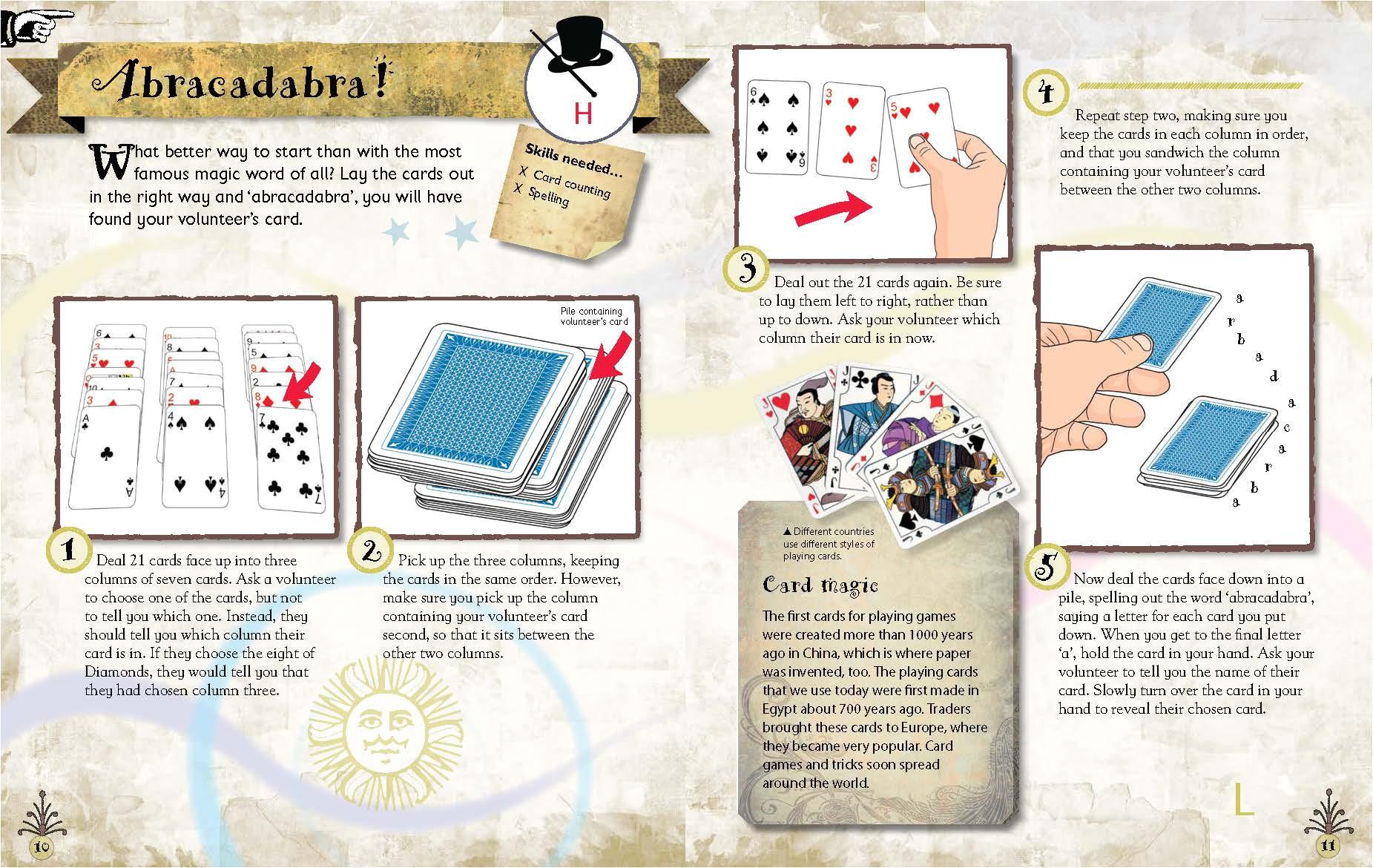 demystifying magic tricks