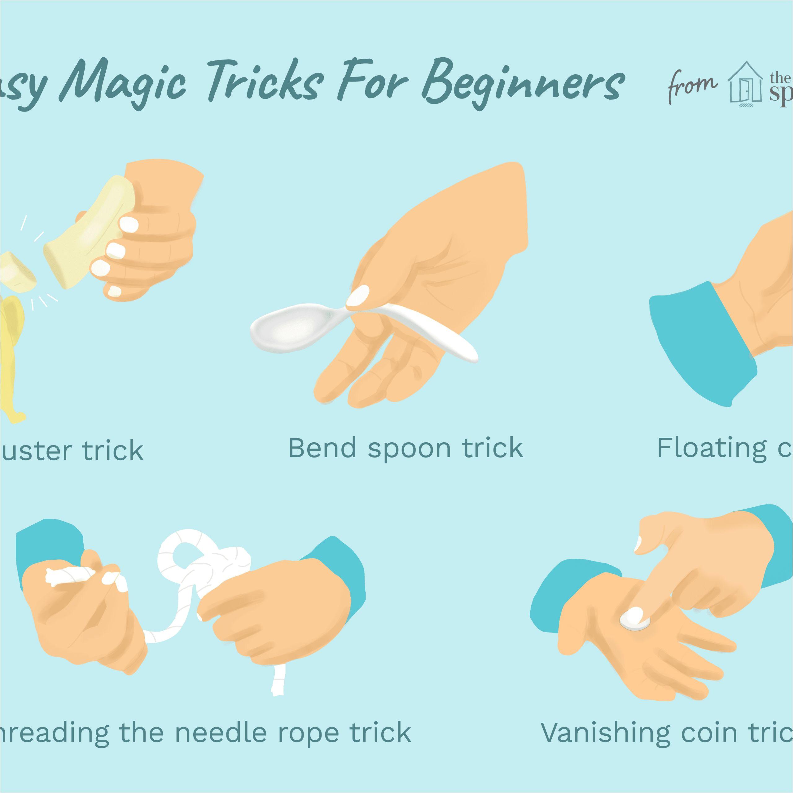 Easy Card Magic Tricks for Kids Easy Card Magic Tricks to Learn