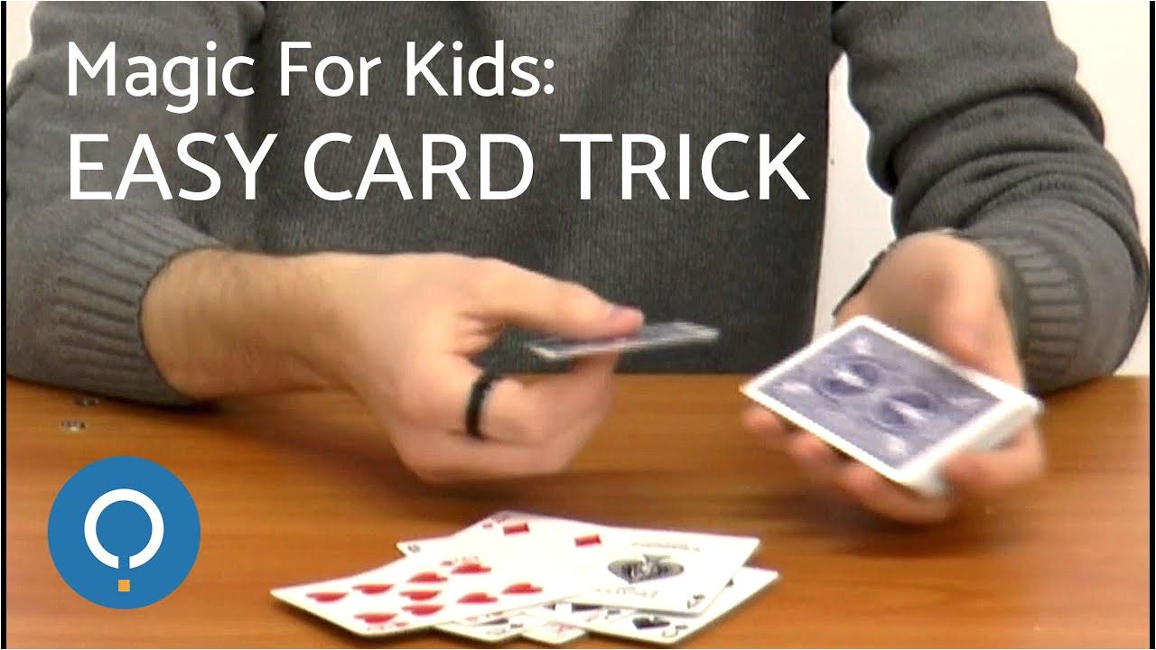 Deck Paper Magic Tricks Amazing Simple LI