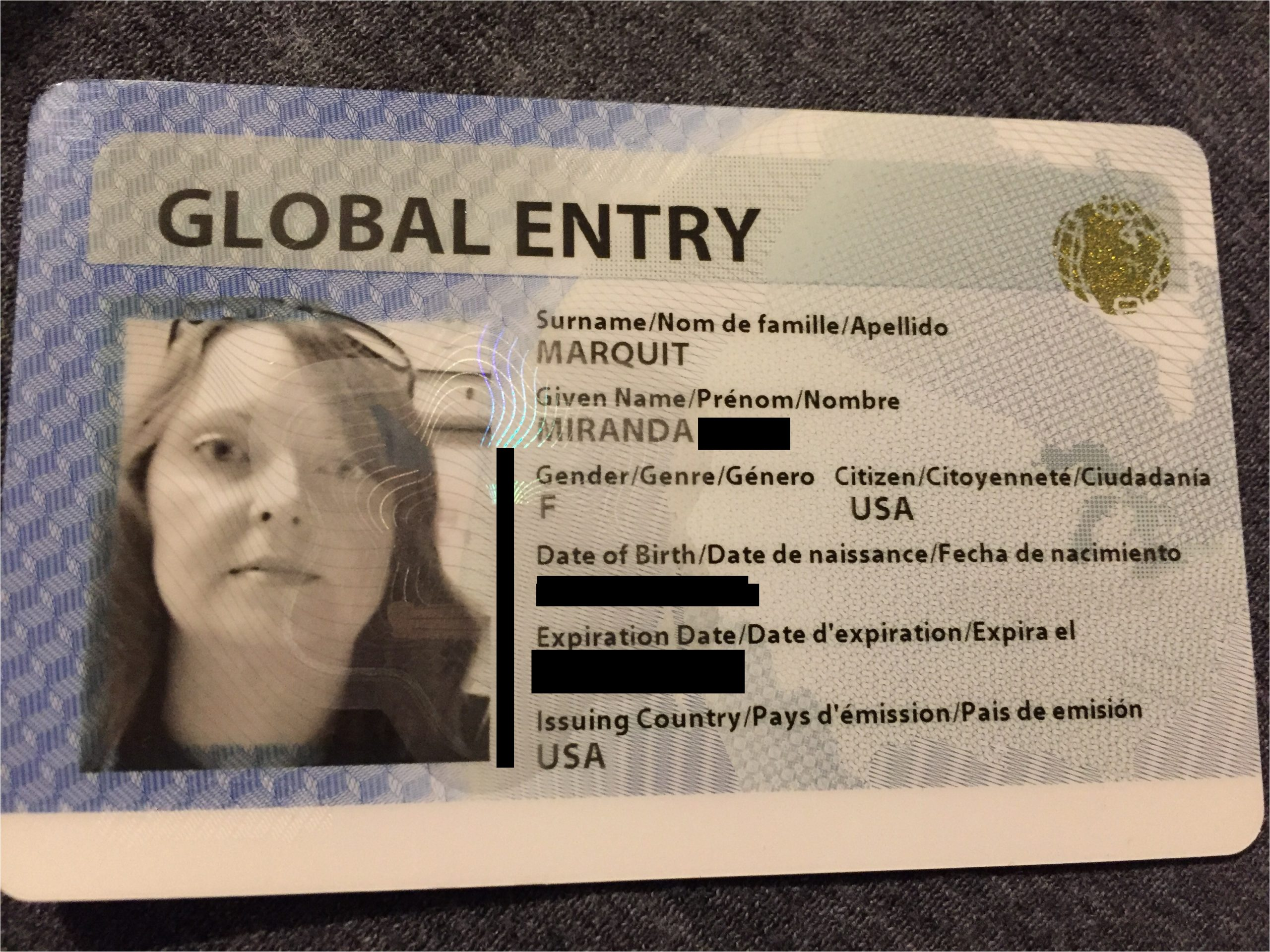your guide to global entry