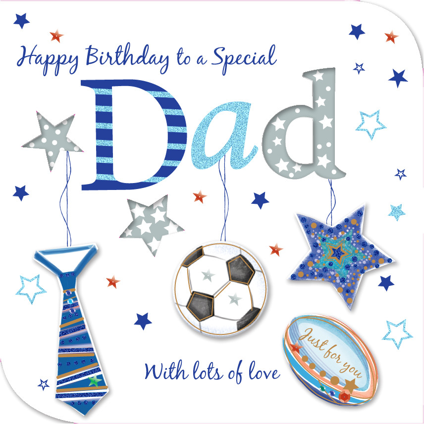 kctpmie special dad happy birthday greeting card by talking pictures cards