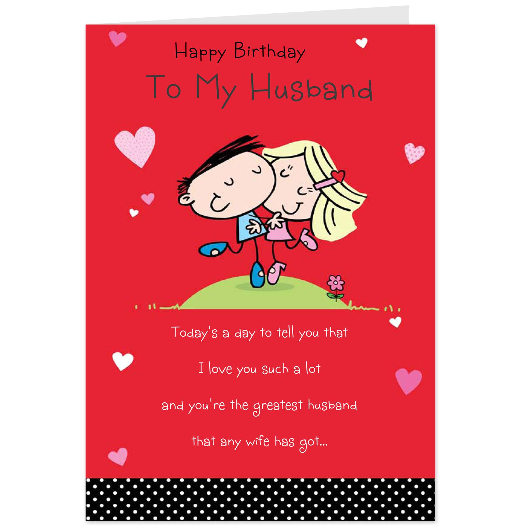 birthday greetings for husband quotes