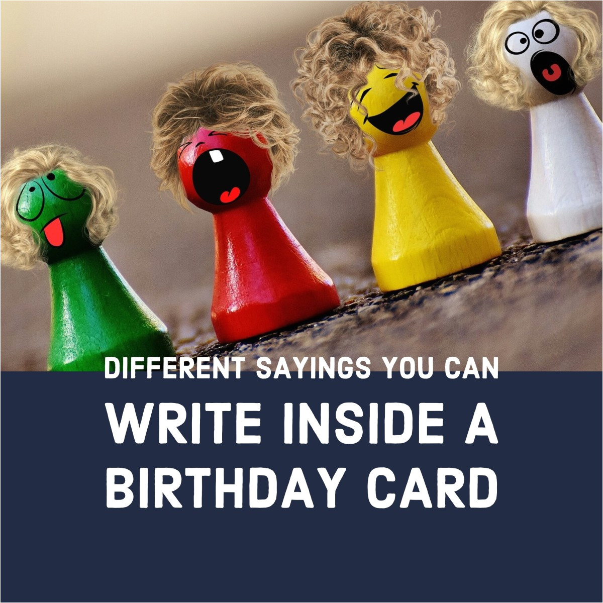 birthday card sayings