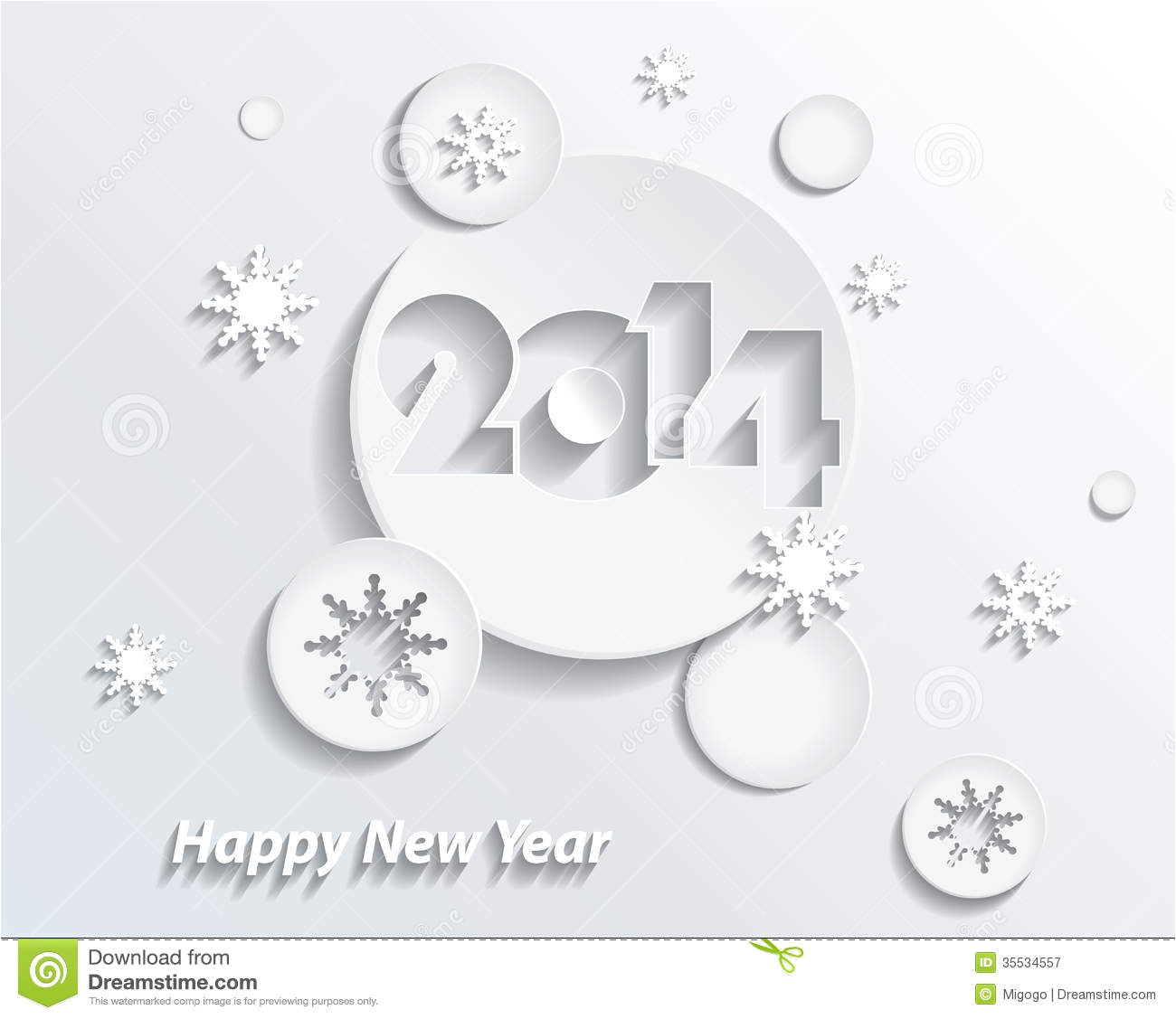 royalty free stock photography happy new year creative greeting card design image