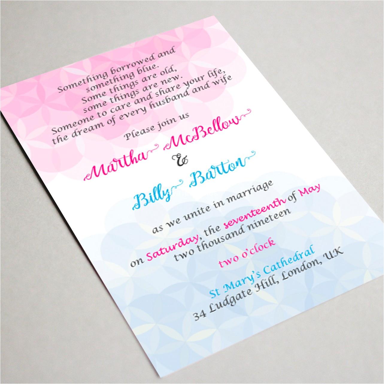 wedding invitation card template 🎔 flower of life