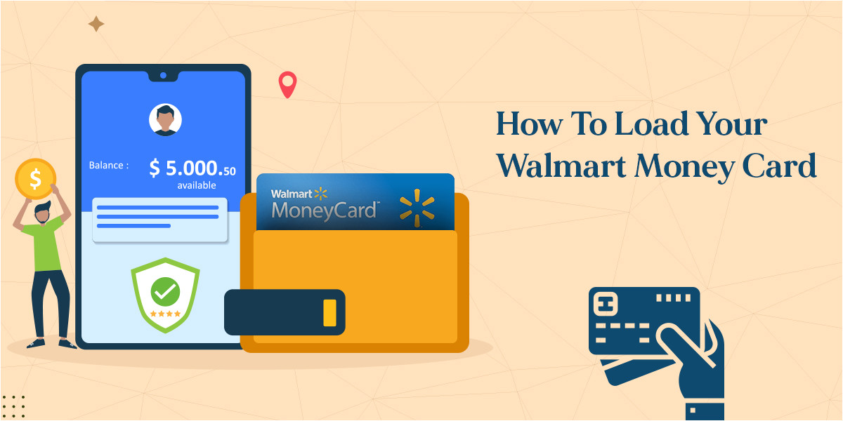 how to load your walmart money card