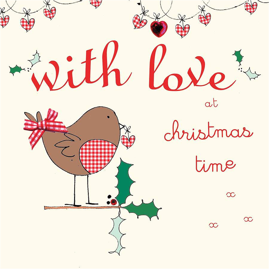 love quotes for christmas cards