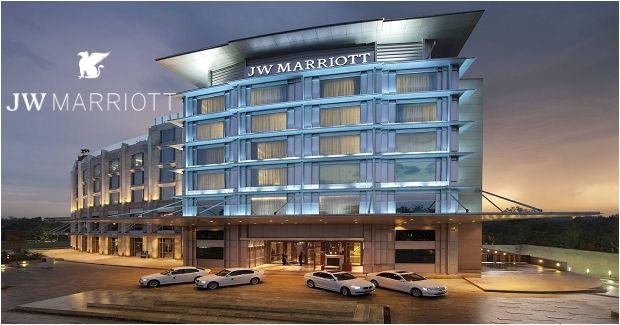 jw marriott chandigarh careers